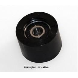 rotella tendicatena nera Suzuki RMZ 250 2008-09 - NY02456001