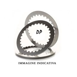 Kit interdischi frizione frizione acciaio HONDA CR 80 1984 - 2002