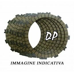 Kit dischi frizione guarniti HUSQVARNA 610 TE 2005 - 2012 (Avviamento elettrico)