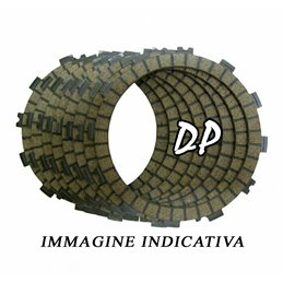 Kit dischi frizione guarniti HONDA CR 125 1987 - 1999