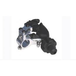 Braccialetto portaleva pressofuso con decompressore YAMAHA YZ 250 F 2009 - 2013