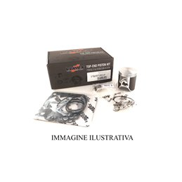 TopEnd piston kit Vertex KAWASAKI KX85 single ring 2001-13 - 48,47 VTK23637D R