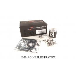 TopEnd piston kit Vertex KAWASAKI KX100 single ring 1998-13 - 52,45 VTK23621B R