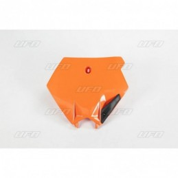 Adesivi cassa filtro BlackBird colore effetto carbonio Kawasaki  KXF 250 (04/05) - 5404