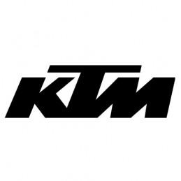 PORTAFARO ANTERIORE UFO PLAST KTM 350 EXC-F (2020) NERO