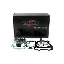 TopEnd piston kit Vertex YAMAHA WR 250F Compr 13,5:1 - 2 RINGS ( 2001/14 ) 76,96 HC - VTKTC22812C