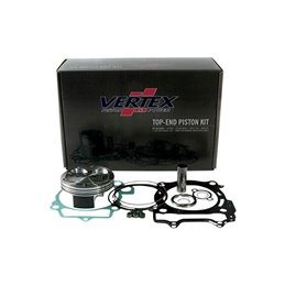 TopEnd piston kit Vertex KAWASAKI KX 450F Compr 12,8:1 ( 2016/18 ) 95,98 - VTKTC23857C-1