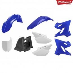 Kit plastiche Restyling Polisport YAMAHA YZ 125/250 2002 - 2014 - OEM