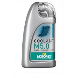 LIQUIDO REFRIGERANTE MOTOREX COOLANT M 5.0 – 1LT