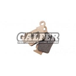 PASTIGLIE GALFER HUSABERG 390 FE (2010-12) ANTERIORI RACE