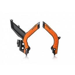 Protezioni telaio Acerbis KTM SX 125 (2019/20) Arancione/Nero