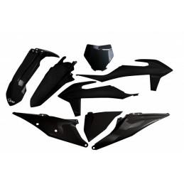 Kit adesivi + copertina sella Blackbird Replica Team Marchetti Racing KTM EXC / SX-SXF - 8538R16